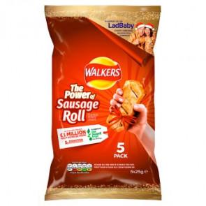 Walkers Sausage Roll Crisp Multi Pack