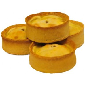 Scotch Pork Pie 4pk - PICK UP ONLY UNTIL FURTHER NOTICE