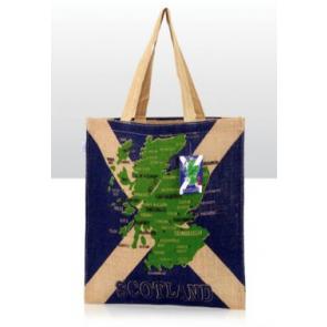 Jute Bag - Scotland