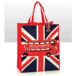 Re-Useable Shopper Best Of British