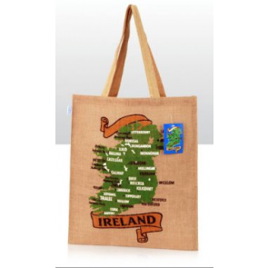 Jute Bag - Ireland