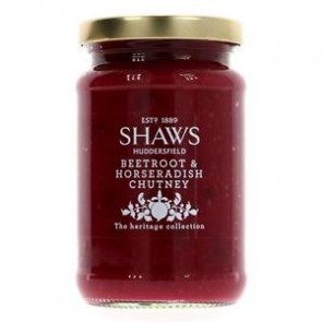 Shaws Beetroot Horseradish