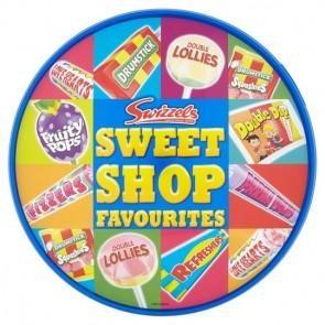 Swizzel Matlow Sweet Shop Favourites Tub