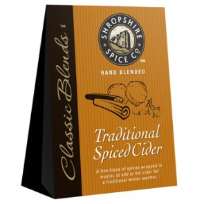 Spiced Cider Mix