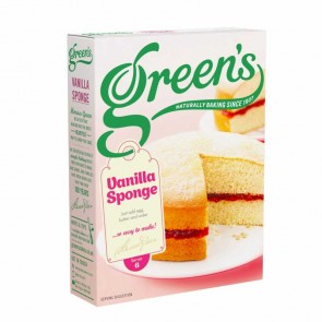 Greens Sponge Mix