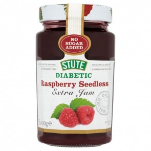 Stute Diabetic Seedless Raspberry Jam
