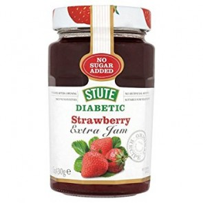 Stute Diabetic Strawberry Jam