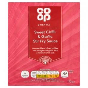 Co Op Sweet Chilli Stir Fry Sauce
