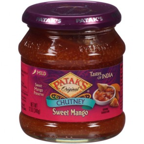 Pataks Sweet Mango Chutney