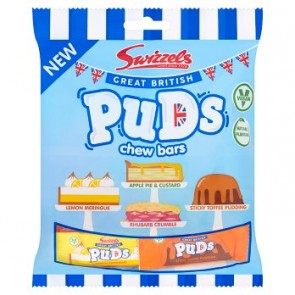 Swizzels Matlow Puds Bag
