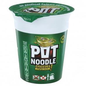 Pot Noodle Chicken & Mushroom