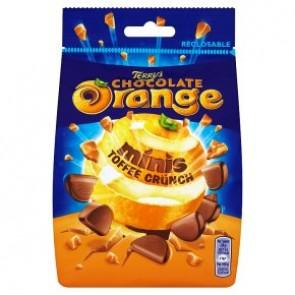 Terrys Chocolate Orange Minis - Toffee
