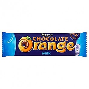 Terry's Milk Chocolate Orange Bar