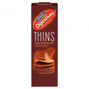 McVities Milk Chocolate Digestive Thins