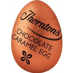 Thorntons Chocolate Caramel Egg