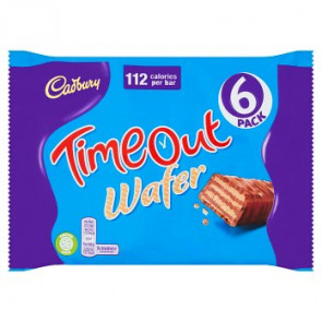 Cadbury Time Out Bar 6pk