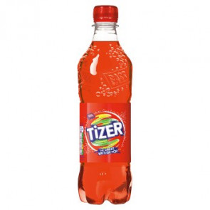 Barr Tizer Bottle