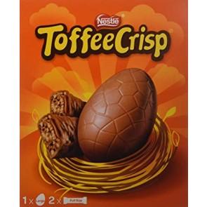 Toffee Crisp Egg