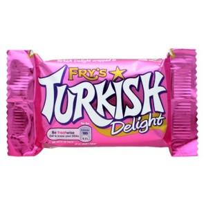 Frys Turkish Delight Bar