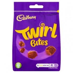 Cadbury Twirl Bites Bag