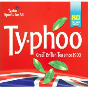 Typhoo Tea 80s