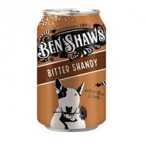 Ben Shaw Shandy Can