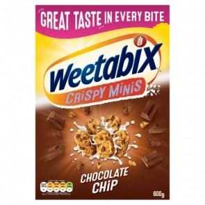 Weetabix Crispy Minis Chocolate