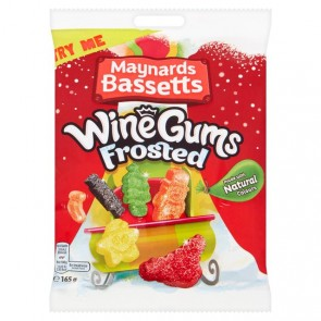 Maynards Wine Gums Frosted Bag