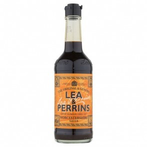 Lea & Perrins Worcestershire Sauce (UK Version)