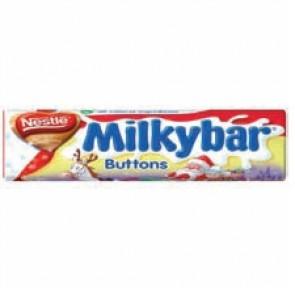 Nestle Milkybar Buttons Tube