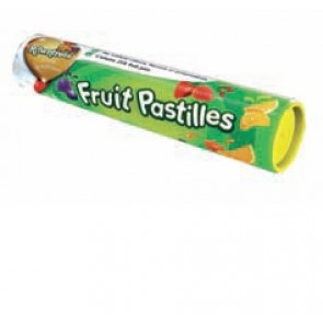 Rowntree Fruit Pastilles Giant Tube
