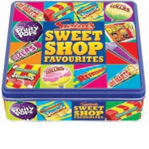 Swizzel Matlow Sweet Shop Favourites Tin