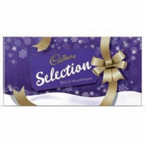 Cadbury Selection Biscuit Box - Large