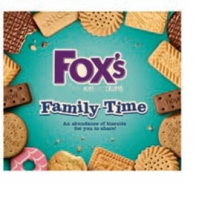 Foxs Family Time Favourites Carton - Large