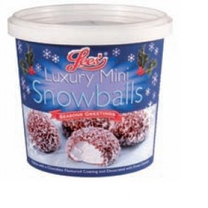 Lees Mini Snowballs Tub