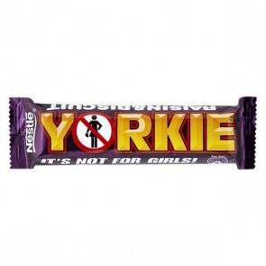 Nestle Yorkie Raisin Biscuit