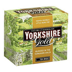 Yorkshire Tea Gold - 80