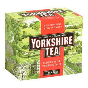 Yorkshire Tea Red - 80