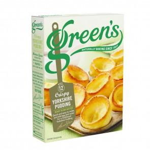 Greens Yorkshire Pudding Mix