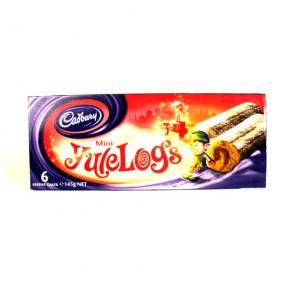 Cadbury Mini Yule Logs