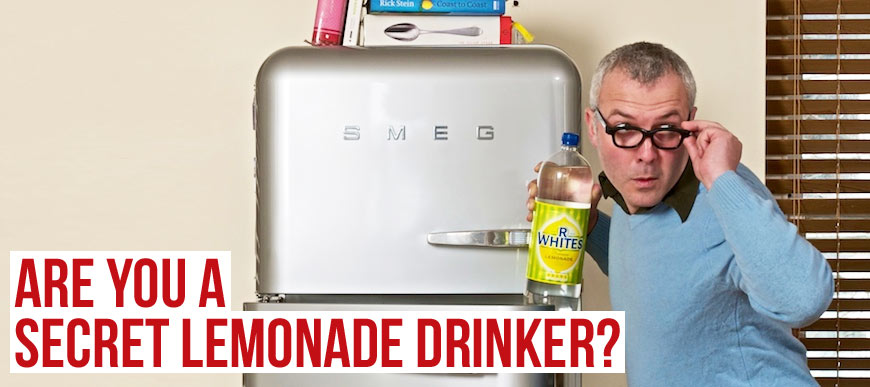 R Whites Lemonade in USA