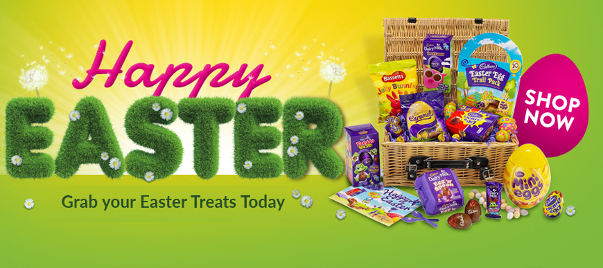 Easter Eggs USA